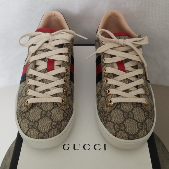290617d4a13 Gucci Shoes - 100% AUTHENTIC GUCCI SNEAKERS